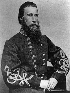 John Bell Hood Confederate Army general