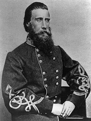 First Corps, Army of Northern Virginia - Lt. Gen. John Bell Hood
