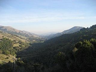 Lucas Valley-Marinwood, California census-designated place in California, United States