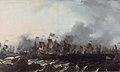 Ludolf Bakhuizen - The Four Day's Battle, 11-14 June 1666 - KMSsp543 - Statens Museum for Kunst.jpg