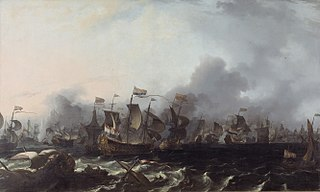The Four Day's Battle, 11-14 June 1666