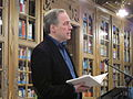 Ludwig Steinherr bei einer Lesung im Münchner Rathaus 2016.JPG