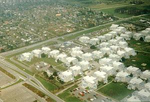 Greve Municipality - Image: Luftfoto af Hundige