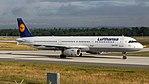 Lufthansa Airbus A321-200 (D-AISV) at Frankfurt Airport.jpg