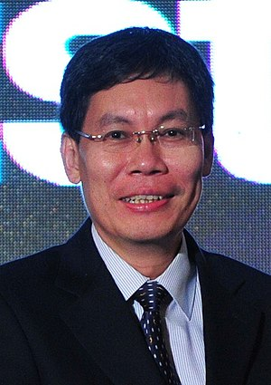 Lui Tuck Yew - Lui Tuck Yew at the Changi Airlines Awards ceremony in Singapore on 10 May 2012