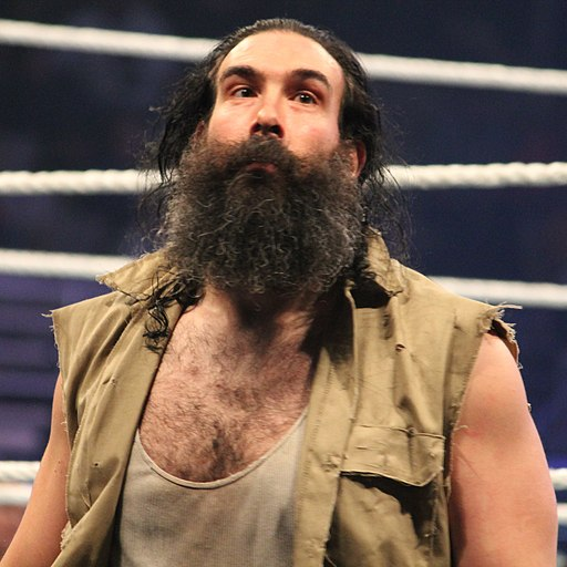 Luke Harper in April 2014
