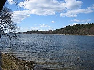 Ignalina District Municipality - Image: Lusiu ezeras