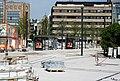 Luxembourg, construction tram Glacis avenue Pasteur (2).jpg