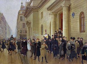 Marcel Proust - Image: Lycee Condorcet
