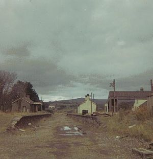 Lydford - Image: Lydfordstation 2