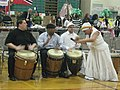 Lydia and Ofrecimiento group, Springfield, Massachussetts.jpg