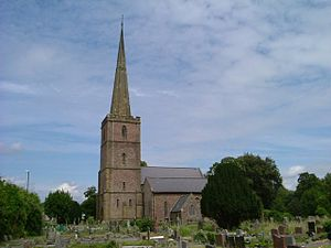 Lydney - St Mary's Church, Lydney