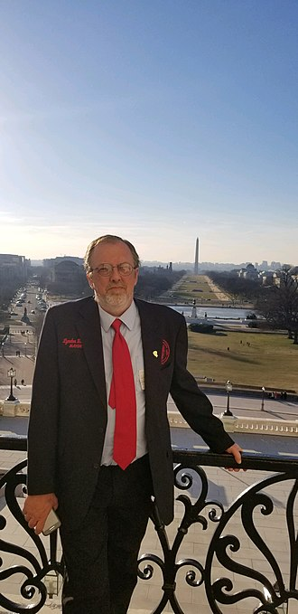 Jamestown, Tennessee - Lyndon Baines IN WASHINGTON DC 2019