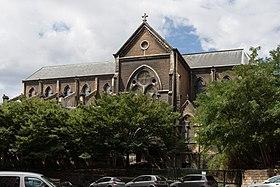 Image illustrative de l'article Église Saint-Bernard de Lyon