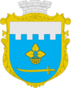 Coat of arms of Lysianka