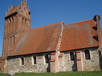 Gvardeyskoye, Kaliningrad Oblast - Church