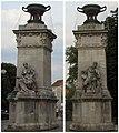 München Ludwigsbrücke f Pylone rechts.jpg