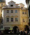 Měšťanský dům (Staré Město), Praha 1, Týnská 7, Staré Město.JPG