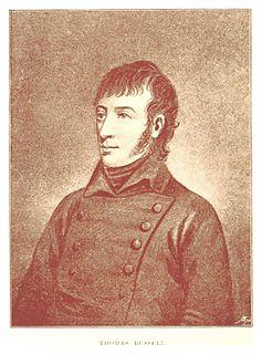 Thomas Russell (rebel) Leader of the United Irishmen
