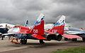 MAKS Airshow 2009 - MiG-29OVT (4).jpg
