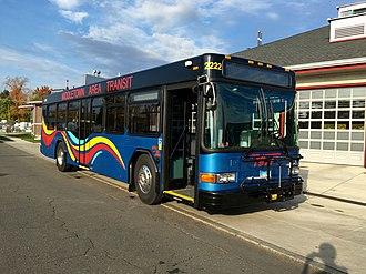 Middletown Area Transit - Image: MAT 2222
