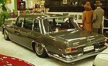 Mercedes-Benz 600 - Wikipedia on mercedes s-class, mercedes s500, mercedes steel wheels 280sel 4 5, mercedes limousine, mercedes w100,