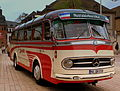 MERCEDES NOSTALGIEBUS 1954 AT SPEYER GERMANY APRIL 2013 (8703009564).jpg