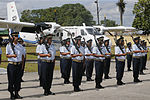 MINISTRO VALAKIVI ENTREGÓ MODERNA FLOTA DE 12 AERONAVES CANADIENSES TWIN OTTER DHC-6 SERIE 400 A LA FUERZA AÉREA DEL PERÚ (19584271322).jpg