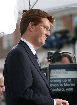 Danny Alexander - Alexander speaking to Sky News in 2010
