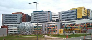 McGill University Health Centre Hospital in Quebec, Canada