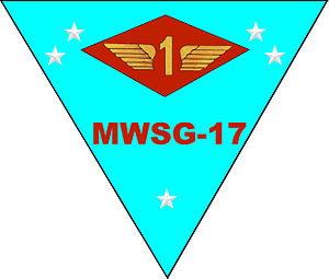 Marine Wing Support Group 17 - MWSG-17 insignia