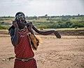 Maasai musician in Loita Hills, Kenya.jpg