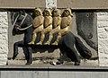 Maastricht - rijksmonument 26994 - Grote Gracht 42 - - gevelsteen.jpg