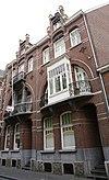 foto van Eclectisch herenhuis, gebouwd in opdracht van J. Nijst.
