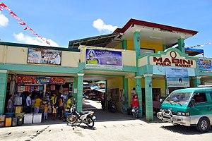 Mabini, Bohol - Mabini public market