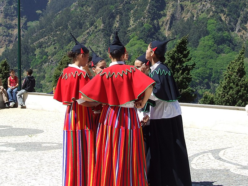 File:Madeira - Curral das Frieras - Folk Dancers (11773994095).jpg