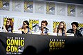 Madelaine Petsch, Camila Mendes, KJ Apa, Lili Reinhart & Cole Sprouse (48478659886).jpg