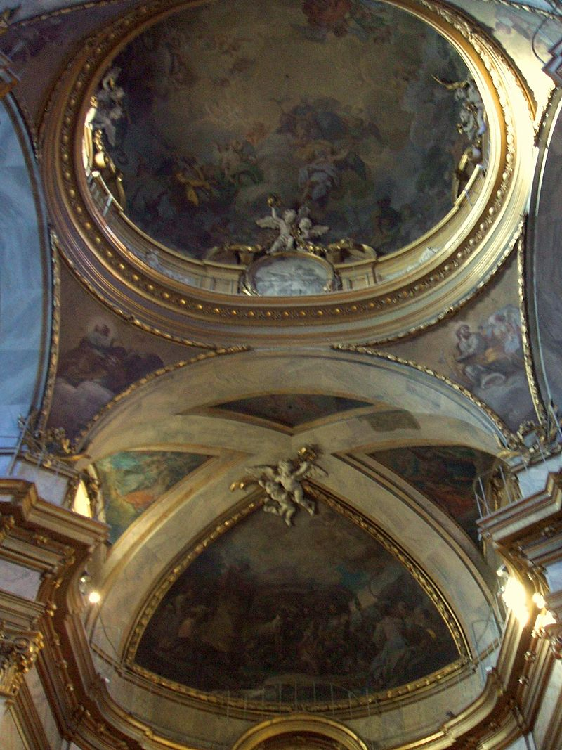 Madrid - Basilica Pontificia de San Miguel 02.jpg
