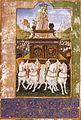 Maestro del senofonte hamilton, trionfo di re ferdinando d'aragona, berlino kupferstichkabinett, senofonte, ciropedia, inv. 78c 24 f 1v.jpg