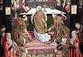 Maestro dell'altare di aachen, messa di san gregorio, 1500-25 ca. 04.jpg