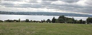 Magnuson Park park in Washington, United States of America, United States of America