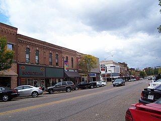 Main Street Historic District (Waupaca, Wisconsin)