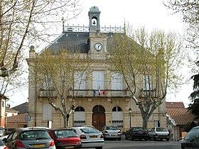 Mairie de Cazouls-lès-Béziers
