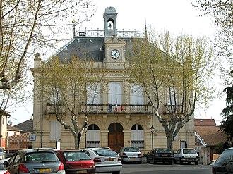 Cazouls-lès-Béziers - Town hall