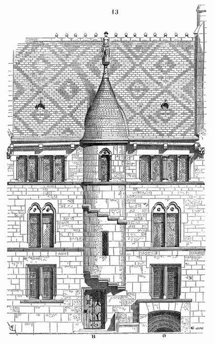 Dictionnaire raisonn de l architecture fran aise du xie for Architecture ancienne