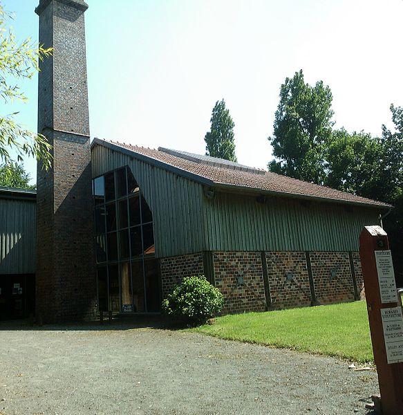 Maison de la brique, Saint-Martin-d'Aubigny.