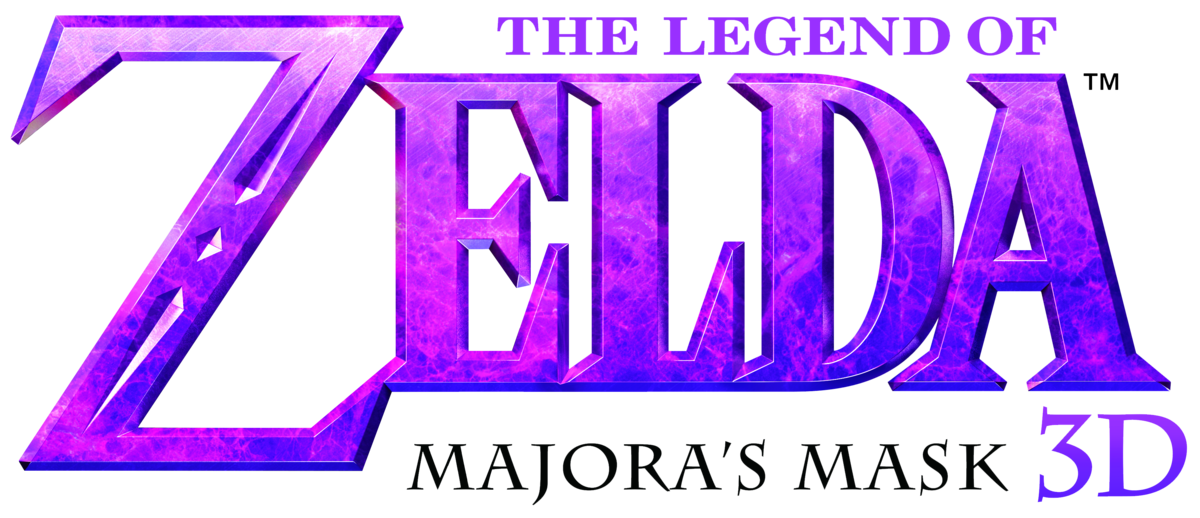 File Majora S Mask 3d Logo No Background Png Wikimedia Commons