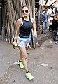 Malaika Arora spotted at gym in Bandra.jpg