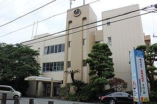 Manazuru, Kanagawa Town in Kantō, Japan