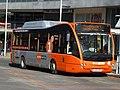 Manchester Metroshuttle bus 49106 (YJ60 KDF), 2 March 2012.jpg